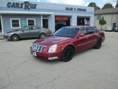 2007 Cadillac DTS for sale at Cars R Us Sales & Service llc in Fond Du Lac WI