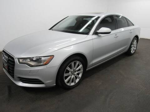 2015 Audi A6 for sale at Automotive Connection in Fairfield OH