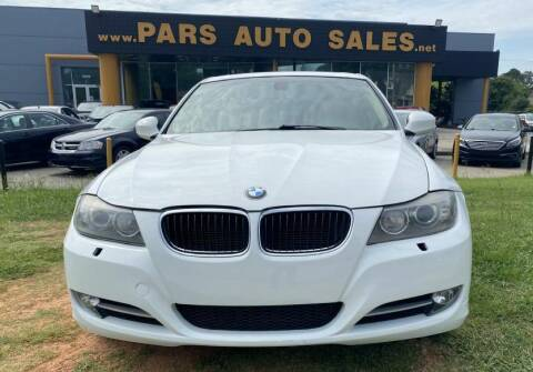 2011 BMW 3 Series for sale at Pars Auto Sales Inc in Stone Mountain GA