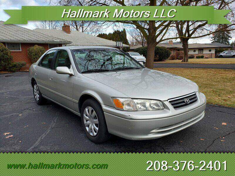 2001 Toyota Camry for sale at HALLMARK MOTORS LLC in Boise ID