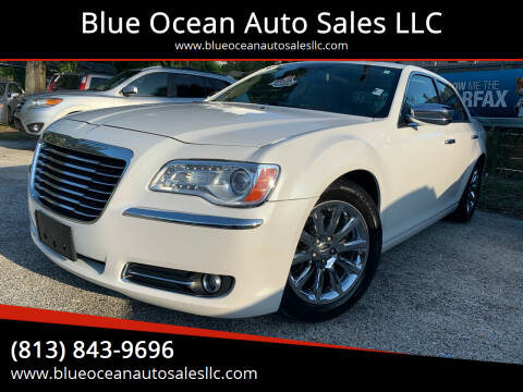 2012 Chrysler 300 for sale at Blue Ocean Auto Sales LLC in Tampa FL