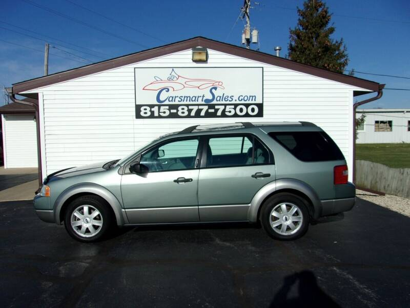 2005 Ford Freestyle for sale at CARSMART SALES INC in Loves Park IL