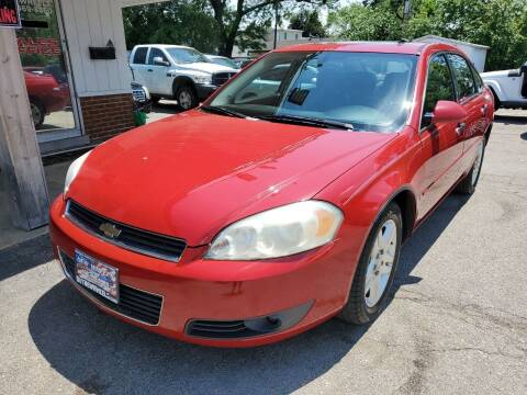 2007 Chevrolet Impala for sale at New Wheels in Glendale Heights IL