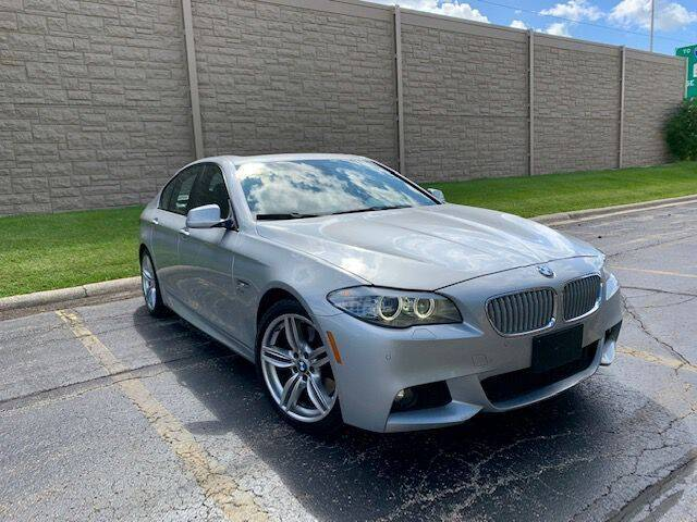 2012 BMW 5 Series for sale at EMH Motors in Rolling Meadows IL