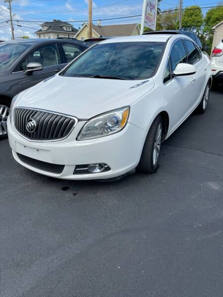 2012 Buick Verano for sale at Right Choice Automotive in Rochester NY