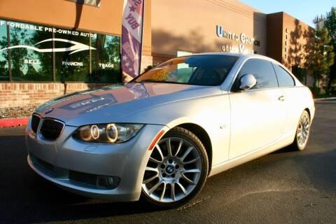 2007 BMW 3 Series for sale at CK Motors in Murrieta CA