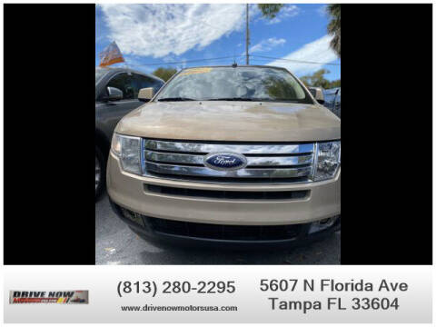 2007 Ford Edge for sale at Drive Now Motors USA in Tampa FL