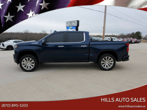 2020 Chevrolet Silverado 1500 for sale at Hills Auto Sales in Salem AR