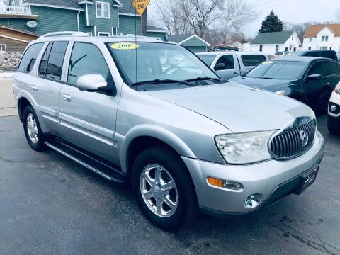 2007 Buick Rainier for sale at SHEFFIELD MOTORS INC in Kenosha WI