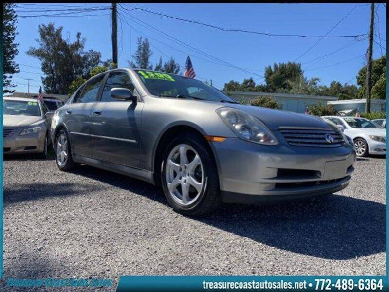 2004 Infiniti G35 for sale in Fort Pierce, FL