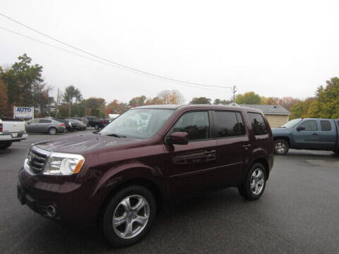2015 Honda Pilot for sale at Auto Choice of Middleton in Middleton MA