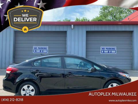 2017 Kia Forte for sale at Autoplex Milwaukee in Milwaukee WI