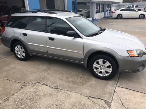 2005 Subaru Outback for sale at Moye's Auto Sales Inc. in Leesburg FL