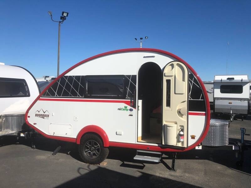 2019 NUCAMP T@B 400 for sale at ROGERS RV in Burnet TX
