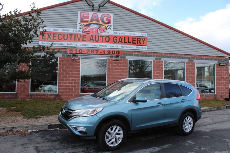 2016 Honda CR-V for sale at EXECUTIVE AUTO GALLERY INC in Walnutport PA