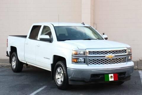 2015 Chevrolet Silverado 1500 for sale at El Patron Trucks in Norcross GA