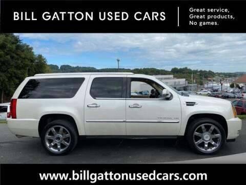 2011 Cadillac Escalade ESV for sale at Bill Gatton Used Cars in Johnson City TN