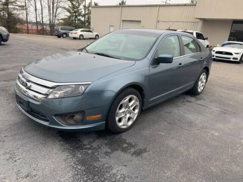 2011 Ford Fusion for sale at Tim Short Auto Mall in Corbin KY