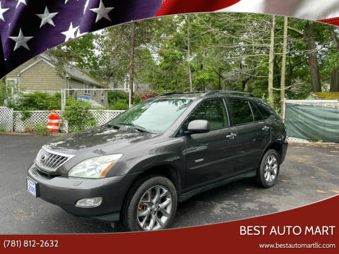 2009 Lexus RX 350 for sale at Best Auto Mart in Weymouth MA