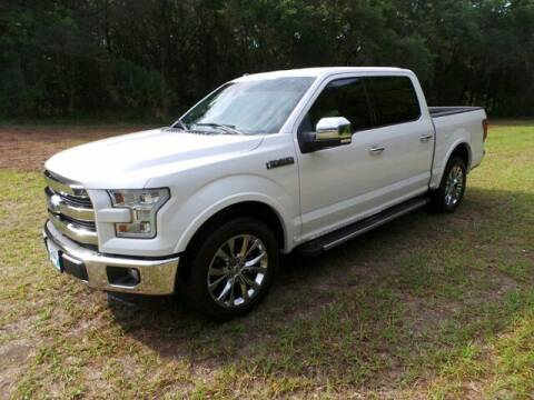 2016 Ford F-150 for sale at TIMBERLAND FORD in Perry FL