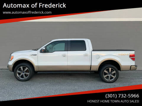 2012 Ford F-150 for sale at Automax of Frederick in Frederick MD