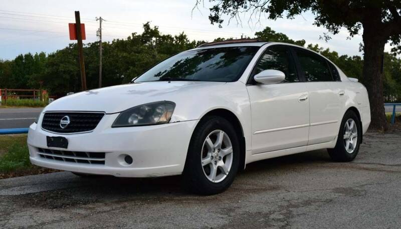2006 Nissan Altima for sale at BriansPlace in Lipan TX