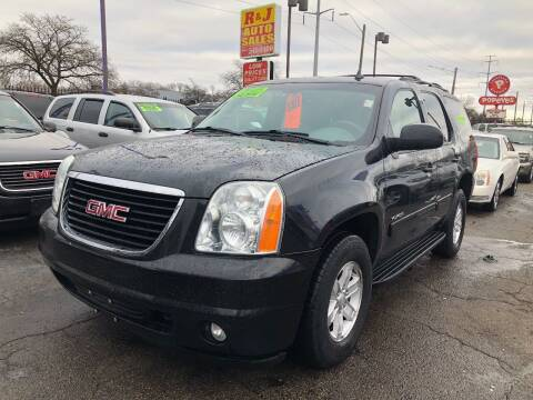 2011 GMC Yukon for sale at RJ AUTO SALES in Detroit MI