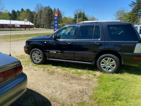 2007 Mercury Mountaineer for sale at Hillside Motor Sales in Coldwater MI