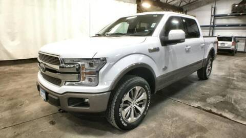 2020 Ford F-150 for sale at Victoria Auto Sales in Victoria MN