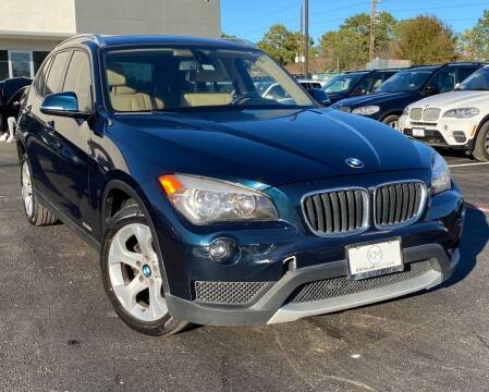 2014 BMW X1 for sale at KAYALAR MOTORS in Houston TX