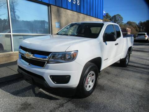 2018 Chevrolet Colorado for sale at 1st Choice Autos in Smyrna GA