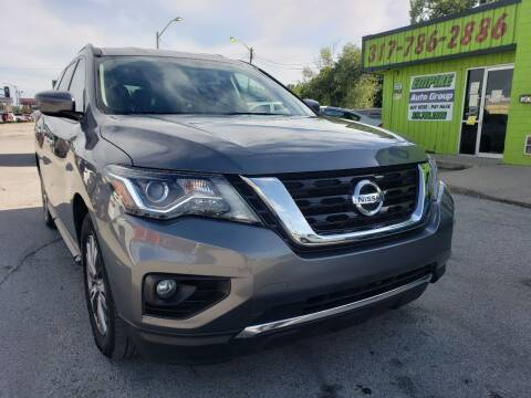 2019 Nissan Pathfinder for sale at Empire Auto Group in Indianapolis IN