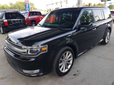 2014 Ford Flex for sale at SpringField Select Autos in Springfield IL