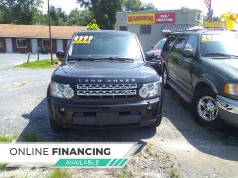 2013 Land Rover LR4 for sale at Marino's Auto Sales in Laurel DE