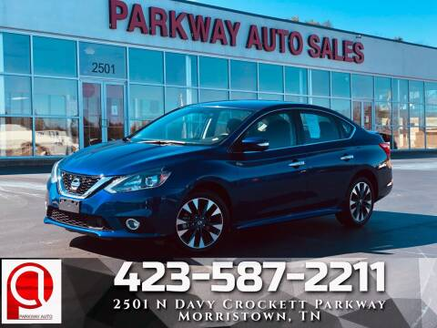 2019 Nissan Sentra for sale at Parkway Auto Sales, Inc. in Morristown TN