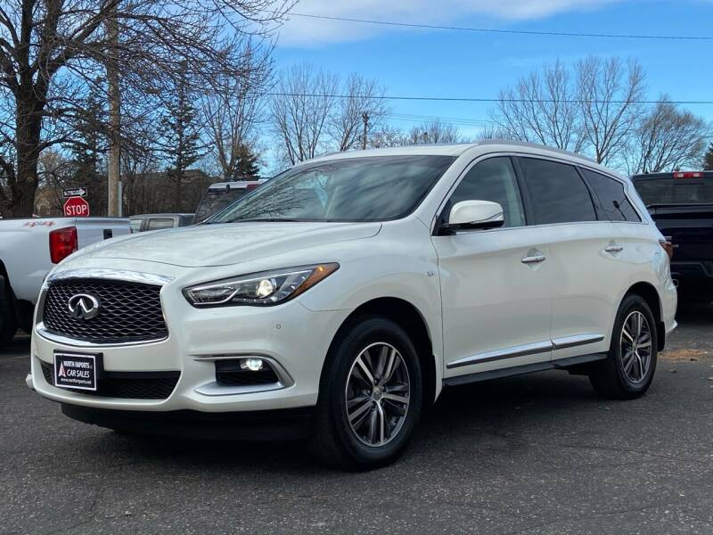 2016 Infiniti QX60 for sale at North Imports LLC in Burnsville MN