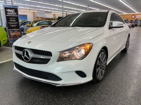 2018 Mercedes-Benz CLA for sale at Dixie Imports in Fairfield OH
