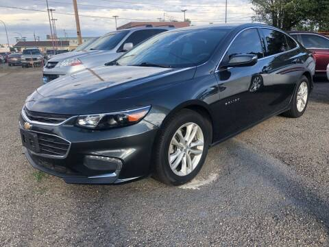 2018 Chevrolet Malibu for sale at Martinez Cars, Inc. in Lakewood CO