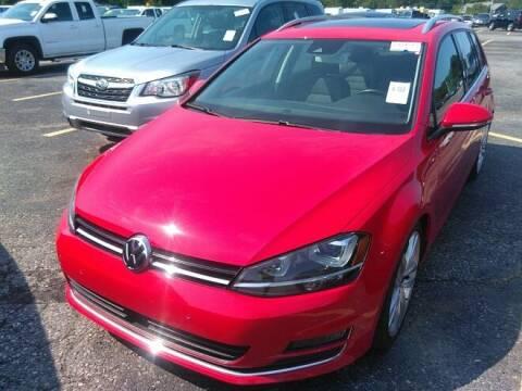 2016 Volkswagen Golf SportWagen for sale at Imotobank in Walpole MA