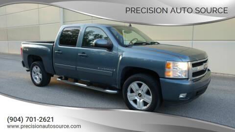2008 Chevrolet Silverado 1500 for sale at Precision Auto Source in Jacksonville FL