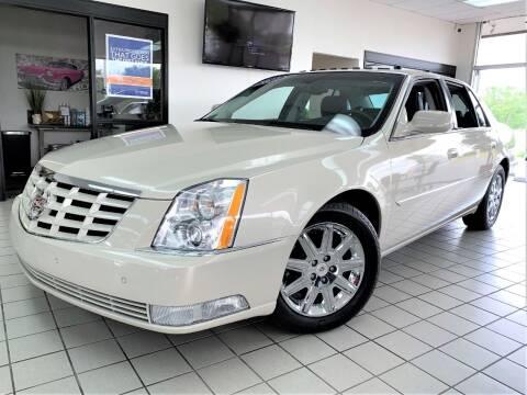2011 Cadillac DTS for sale at SAINT CHARLES MOTORCARS in Saint Charles IL