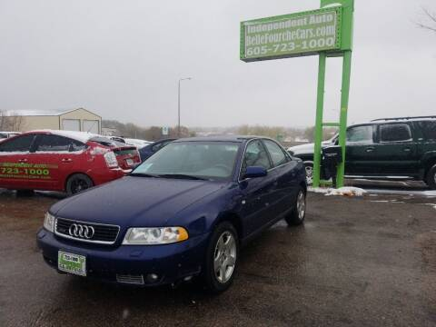 2001 Audi A4 for sale at Independent Auto in Belle Fourche SD