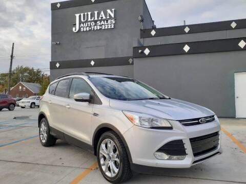 2013 Ford Escape for sale at Julian Auto Sales, Inc. in Warren MI