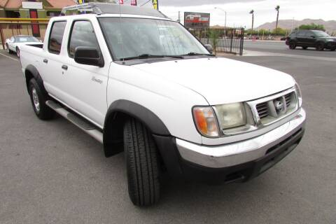 2000 Nissan Frontier for sale at Best Auto Buy in Las Vegas NV