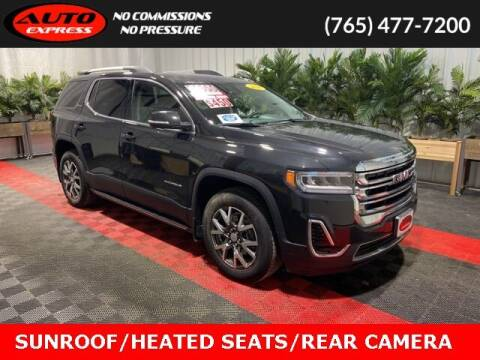 2020 GMC Acadia for sale at Auto Express in Lafayette IN