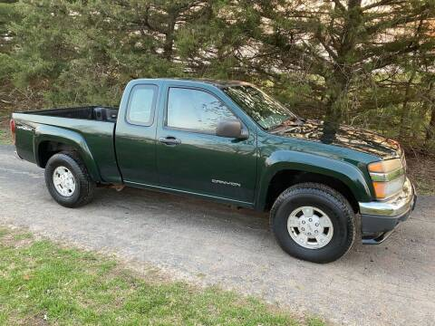 2005 GMC Canyon for sale at Kansas Car Finder in Valley Falls KS