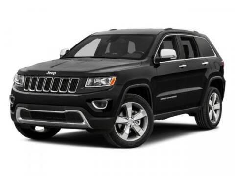 2015 Jeep Grand Cherokee for sale at JEFF HAAS MAZDA in Houston TX