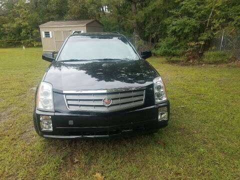2004 Cadillac SRX for sale at MIKE B CARS LTD in Hammonton NJ
