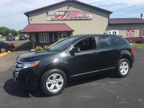 2014 Ford Edge for sale at Southlake Body Auto Repair & Auto Sales in Hebron IN