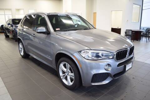 2015 BMW X5 for sale at BMW OF NEWPORT in Middletown RI